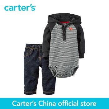Carter de 2 pcs bébé enfants enfants Body et Pantalon Ensemble 121G844, vendu par Carter de Chine boutique officielle