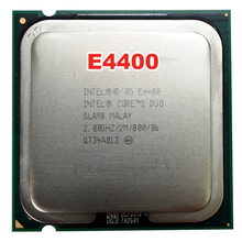 INTEL Core 2 Duo DUAL CORE E4400 CPU Processor (2Ghz/ 2M /800MHz) 65W Socket 775