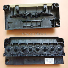 F158000 printhead manifold water based for Epson 4880 7800 9800 R1800 R2400 print head adapter