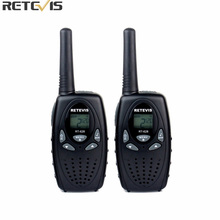 2pcs Retevis RT628 Kids Walkie Talkie Mini Radio 8CH 0.5W UHF 462-467MHz Children cb Portable Toy Radio Communicator A1026