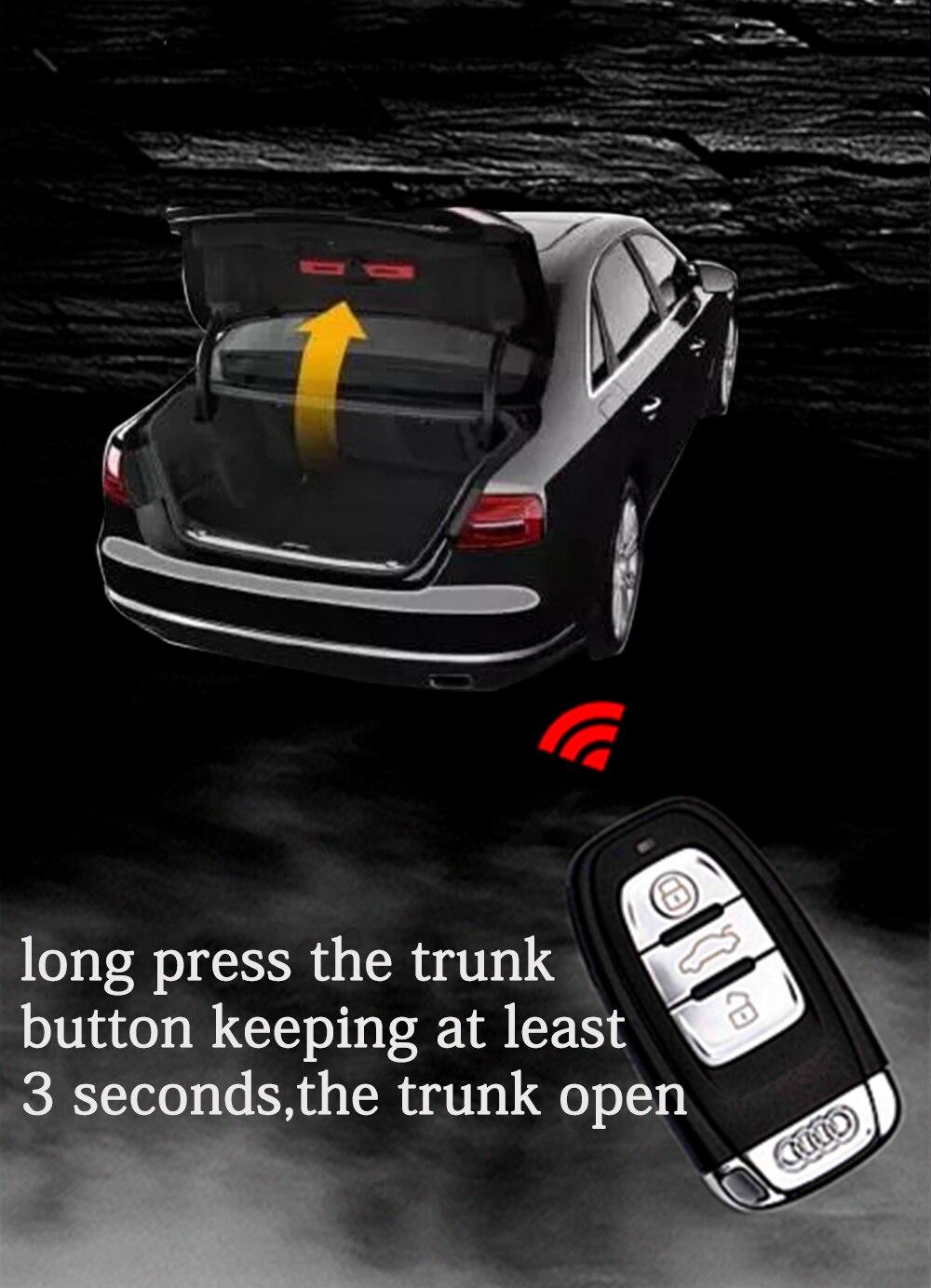 Für Starline E90 Auto Fernschlüssel Fall Anti-Diebstahl Automatischer Alarm