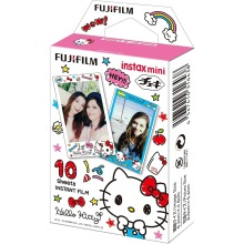 100% Original Fujifilm Instax Mini 8 Film Hello Kitty 10 Sheets Photo Paper For Fuji Mini 8 9 70 25 50s 90 Camera SP-1 SP-2