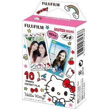 100% Original Fujifilm Instax Mini 8 Film Hello Kitty 10 Sheets Photo Paper For Fuji Mini 8 9 70 25 50s 90 Camera SP-1 SP-2(Hong Kong,China)