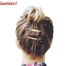 Clip Hair SunWard Gussy Life Belongs to you Lovely Style Wholesale 1PC Hair Clip Hair Accessories Janth