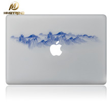 Mimiatrend Mountain Laptop Sticker Skin For Apple Macbook Air Pro retina 13 15 Sticker Decal Mac Case Cover Pegatina Decor Para