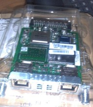 NEW CISCO HWIC-2CE1T1-PRI=  2 Port Channelized T1/E1 and ISDN PRI High Speed WAN Interface Card