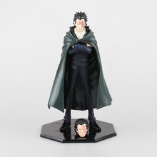 Anime One Piece action figure 23CM POP Monkey D Dragon PVC Action Figure Collectible Model Brinquedos Toy doll juguetes hot sale