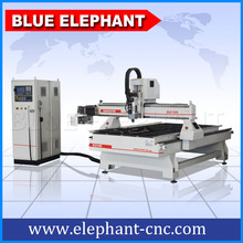 Best price 4*8ft ATC wood cnc router machine , 1325 3d cnc router for furniture equipments