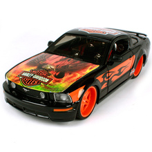 Maisto 1:24 2006 Ford Mustang GT Classic Modern Muscle Diecast Model Car Toy New In Box Free Shipping 32169(China)