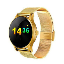 Luxury Classic Women Pedometer Smart Watch Voice Control Sycn Phone Smartwatches Sedentary Remind Remote Camer Intelligent Watch(China)