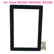 Touch Screen Sensor for ASUS MeMO Pad FHD 10 ME302 ME302KL ME302C 5425N K005 K00A digitizer with glass lens replacement + tools
