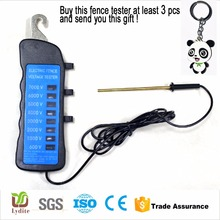 Farm Fencing Voltage Tester Poly Wire Tape Rope Electric Solar