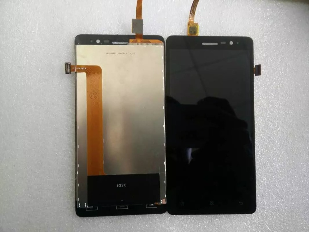100% Guarantee LCD Display Screen With Touch Digitizer Assembly Complete For Lenovo S860 +Tools Free shipping<br><br>Aliexpress