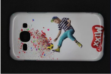 DHL Freeshipping For Samsung Ace3 7272/Ace4 G357/S6 Active/S7 Active 3D Sublimation Cell Phone Cover Case
