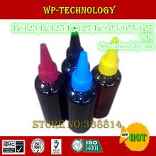 Refill ink suit for LC113 LC115 LC103 LC123 etc,specialized dye ink suit for MFC-J4410 J4510 J4610 J4710 J2510 J4110 J4210,4 col(China)