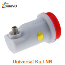 Universal LNB Ku Band Single LNB High Gain Low Noise 0.2db Mini Ku Single LNB for Satellite Dish Hot Selling(China)