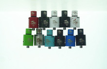 Tugboat V3 RDA Rebuildable Dripping Atomizer Multiple Colors for Mechanical Box Mod Mutation