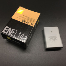 EN-EL14a EL14a EL14 camera Battery batteries for Original Nikon DF D5300 D5200 D5100 D3300 D3200 D3100 P7100 P7700 P7800 P7000