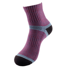 good quality cotton women warm socks couples skating sox comfortable rib fleece inside athlete sokken with elastic calze uomo