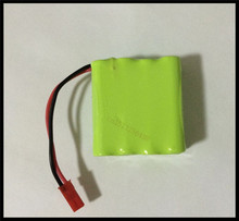 4 PCS/lot KX Original New Ni-MH AAA 9.6V 800mAh Ni-MH Rechargeable Battery Pack With JST Plugs Free Shipping(China)