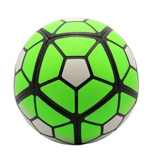 2017 LEAGUE Official Size 5 Soccer Ball Football Ball For Training Futebol Ball Soccer Ball Match PU Leather Antislip Futbal(China)