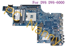 705194-001 707432-001 For HP pavilion DV6 DV6-6000 Series laptop HM65 s989 motherboard Intel HD Graphics