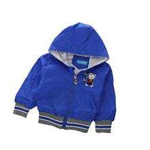 2017 New Arrival Kids Childrens Clothing For Spring/Autumn Boy Outerwear Fashion Bear Boys Jacket Coats