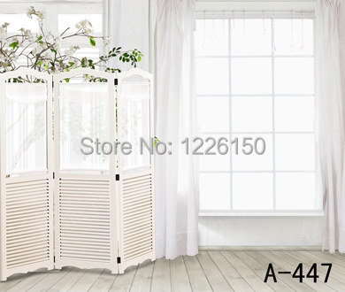 Free interior wedding background A447,10*10ft computer printed background,fondos fotografia,vinyl photography background curtain<br>