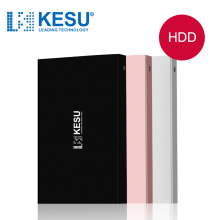 KESU External Hard Drive USB3.0 HDD 80GB 120GB 160GB 250GB 320GB 500GB 1TB 2TB Portable External HD Hard Disk for Desktop Laptop(China)