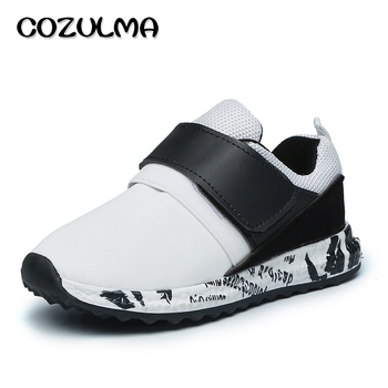 COZULMA New Spring Summer Boys Girls Sneakers Cloth Patchwork Kids Shoes Children Sport Shoes Children Sneakers Casual Shoes