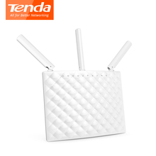 wireless Router with USB 3.0 Tenda AC15 Dual Band 1900Mbps 2.5Ghz /5.0Ghz Wireless Wi-Fi Repeater WiFi 802.11ac Gigabit Router(China)
