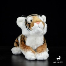 Stuffed Animals Toys  Super Lovely  Bengal Tiger Large Doll  Simulation Plush Tiger  Children'S Toy  Christmas Gifts