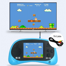 2.5 inch Screen Game Console Portable Video Game Handheld Player Gift For Kids Built-in 260 Different Games