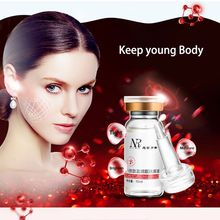 Argireline+aloe vera+collagen peptides rejuvenation anti wrinkle Serum for the face skin care Colageno anti-aging cream