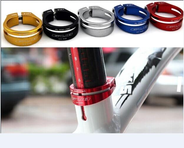 34.9mm //CX-49 GUB Seatpost Clamps Aluminium alloy MTB Bike CX-18 31.8mm