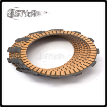 Motorcycle Clutch Plate Disc Set Friction For BMW S1000RR S 1000RR S1000 RR 2010 2011 2012 STREET BIKE(China)