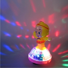 Lantern Festival music seven colors flashing all over the sky star Mid-Autumn festival gift toys for children