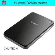 Original Unlocked Huawei B260a 3G Router including huawei antenna SMA(China)