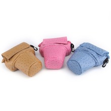 CADeN Khaki Blue Pink Insert Camera Bags Digital Photo Video Pouch Hard Bag for DSLR Canon Nikon Sony Camera Storage Case H05