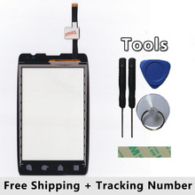 100% QC PASS Touch Screen Digitizer Glass Panel For Hummer H1 H1+(China)