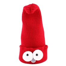 Fashion Autumn Winter Baby Hat Newborn Boy Girl Toddler Infant Cute Cartoon Pattern Knitted Cap Beanie Head Hats Unisex Caps