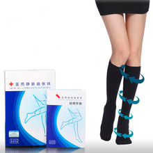 High Quality Medical Compression Socks Stovepipe socks20-30mmHg(China)
