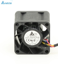 Delta FFB03612EHN 36mm 3628 DC 12V 0.75A mini micro fan industrial 1u server inverter cooling fans