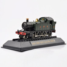 1/76 Scale Steam Train Locomotive Model B1928 GWR '4575' class No.5542 Collections(China)