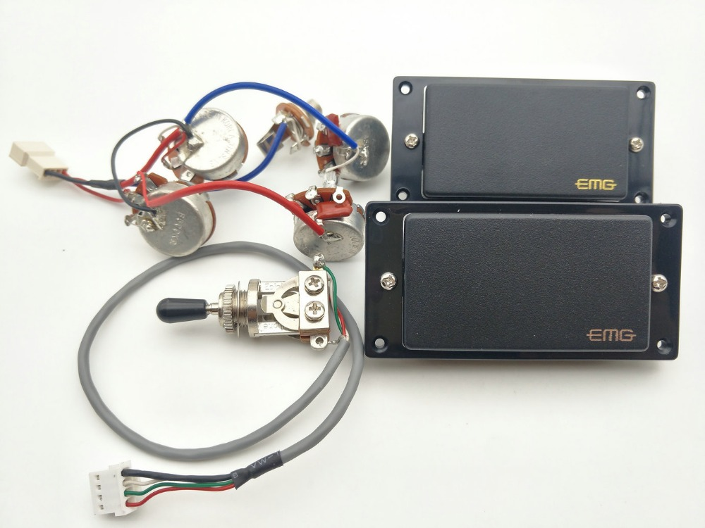 Gibson Les Paul ACTIVE PICKUPS EMG Wiring Harness NEW! on nova wiring harness, isis wiring harness, mercedes wiring harness,