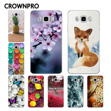 Buy CROWNPRO Soft TPU FOR Coque Samsung Galaxy J7 2016 Case Cover J710 J710F Phone Back Protective FOR Funda Samsung J7 2016 Case for $1.20 in AliExpress store