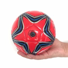 2017 PU Leather Football Ball Children Size 2 Kids Soccer Ball For Match Training Durable Own Factory Manufacature