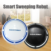 Automatic USB Rechargeable Smart Robot Vacuum Floor Cleaner Brush Sweeping Suction HG6055-HG6056