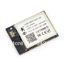 Free Shipping!1pcs Low Power Serial to WIFI module microcontroller uart turn wifi wireless module external antenna