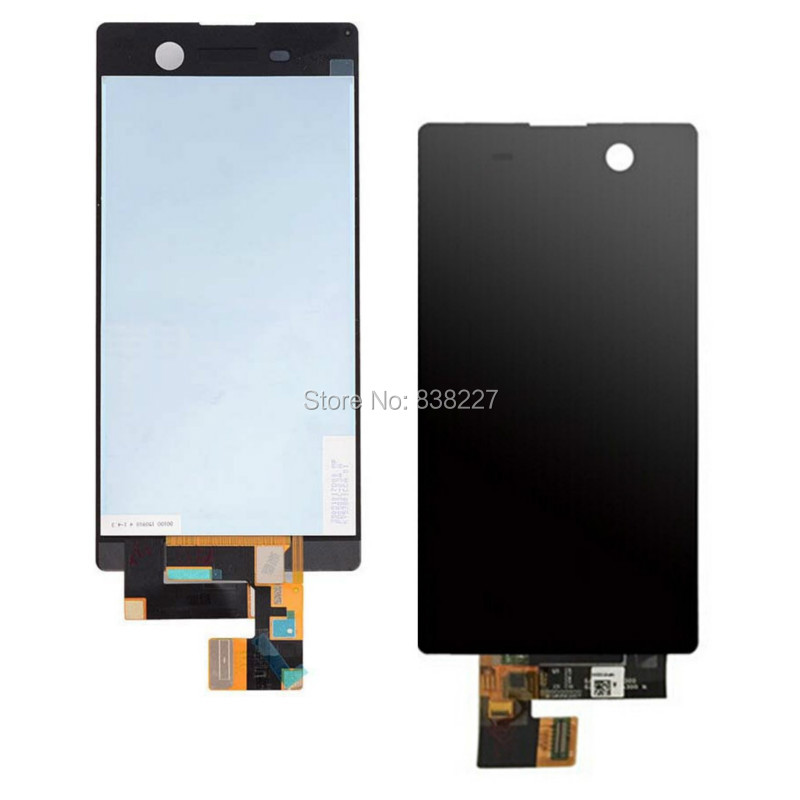 LCD display For Sony Xperia M5 E5603 E5606 E5653 LCD touch Display Screen Digitizer replacement panel in stock<br><br>Aliexpress